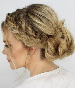 Double Braid Crown