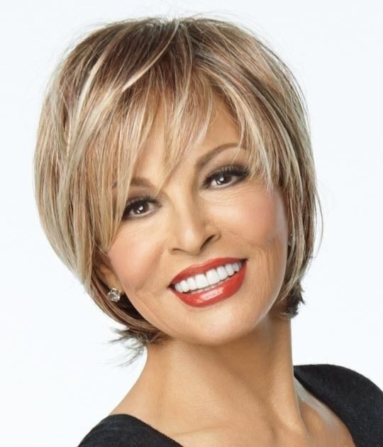 10 Best Hairstyles for Women Over 40 With Short Hair | E-fashionforyou