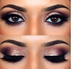 how to put eyeshadow perfectly  a stepstep tutorial
